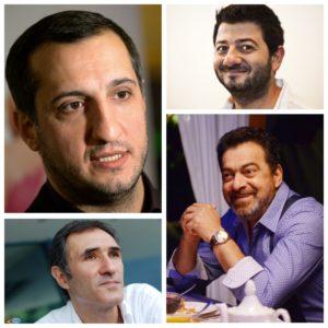 Армянские исполнители