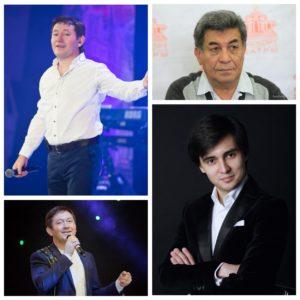 Артисты Башкирской эстрады