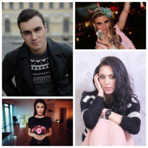 Блогеры, звезды интернета