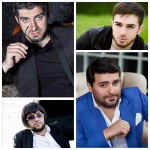 Кавказские исполнители
