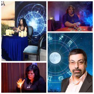 Экстрасенсы, маги, астрологи