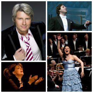 Российские оперные исполнители