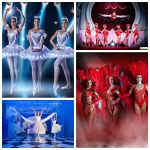 Шоу балеты, варьете