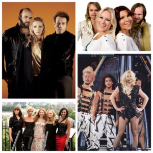 Show Groups и другие шоу
