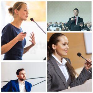 Модераторы, спикеры, бизнес тренеры