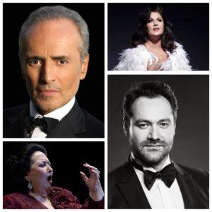 Зарубежные оперные певцы