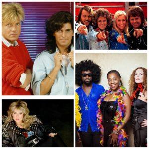 Звезды дискотек 80 - 90-х